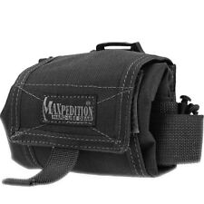 Maxpedition Mega Rollypoly Folding Unisexe Pochette Jetable - Black Une Taille