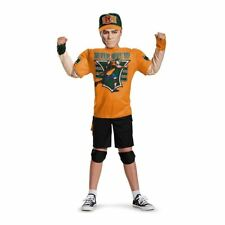 Child John Cena WWE Boys Costume