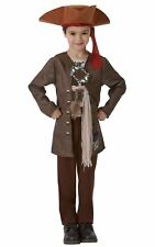 Child Deluxe Jack Sparrow - Pirates of the Caribbean Boys Costume