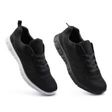 Mens New Running Trainers Athletic Walking Gym Shoes Sports UK size 7: 11