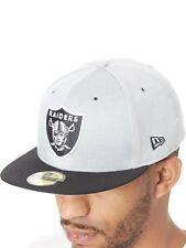 Gorra New Era NFL Sideline 59Fifty Home Oakland Raiders Official Team Colour