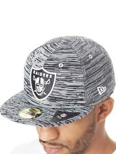 Gorra New Era Engineered Fit 59Fifty Oakland Raiders Gris-negro