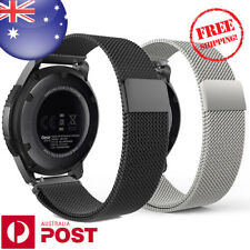 Stainless Steel Wrist Watch Band Strap - Samsung Gear S3 Classic Frontier Z751AF