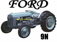 FORD 9N Tractor key chain