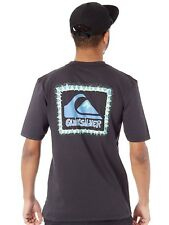 Tee shirt Quiksilver Ghetto Session Noir