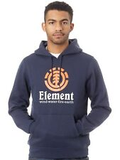 Sudadera con capucha Element Vertical Eclipse Azuloscuro