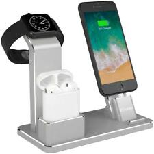 Charging Stand Apple Watch Aluminum Dock Holder Magnetic Charging TPU