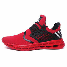 Men Shoes Sport Sneakers Casual Hollowed-out Athletic Gym Running Shoes Big Size