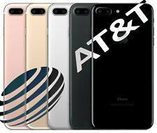 Apple iPhone 7 PLUS 32GB | 128GB | 256GB (AT&T) BLACK | SILVER | GOLD   *USED*