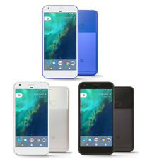 GOOGLE Pixel Black White Blue 32GB 128GB Android Phone Unlocked