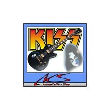 MUSIC LEGENDS COLLECTION GUITARS KISS Ace Frehley Les Paul Black CHITARRA NEW!!