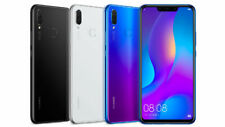"Huawei Nova 3i 128GB 6.3 "" Octa-Core 4gb Ram 16mp + 24mp Telefono da Fedex"