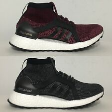 Adidas para Dama Ultra Boost X Zapatillas Running Todo Terreno Rubí BY1678 Negro