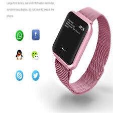 Smart Watch Heart Rate Blood Pressure Bracelet for Android IOS Sleep Monitor