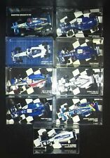 MINICHAMPS FORMULA 1 RACING CARS 1:43