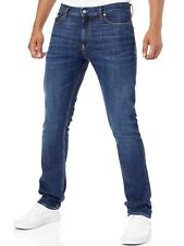 Jeans DC Worker Straight Stretch Medium Stone