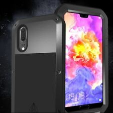 LOVE MEI Gorilla Glass Water/Dust Shockproof Metal Case Cover for Huawei P20 Pro