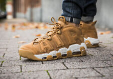 """NIKE AIR MORE UPTEMPO 96 PRM """"WHEAT PACK"""" (AA4060 200) MENS SIZE UK 7.5-10"""