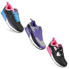 Ladies Running Trainers Womens Shock Absorbing Fitness Gym Sports Shoes Size 4:8