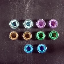 """Pair of  Blythe Doll Factory Eye Chips for 12"""" Neo Blythe Factory Doll"""
