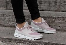 """NIKE AIR MAX THEA LX """"PARTICLE ROSE"""" (881203 600) TRAINERS SIZE UK 3.5 EU 36.5"""