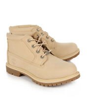 Timberland Nellie Chukka Double Womens Boots - Apple Blossom Waterbuck All Sizes