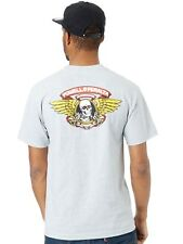 Camiseta Powell Peralta Winged Ripper Heather