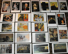 1970, '87 & '96 Masterpiece Replacement parts Art or Value Cards, Your Choice
