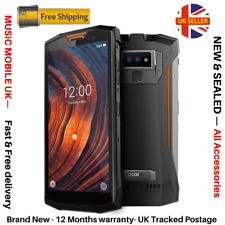 DOOGEE S80 Rugged Phone 6GB+64GB Octa Core 4G 10080mAh Android 8.1 Smartphone UK