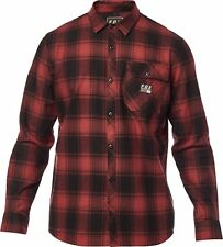 Fox Racing Voyd Flannel Homme Chemise - Brx Toutes Tailles