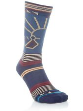 Calcetines Stance Riser Azul