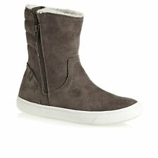 Roxy Alps Femme Chaussures Chaussure - Charcoal Toutes Tailles