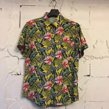CHEMISE HAWAIENNE - IMPRIME FLEURS - FULL PRINT HAWAIIAN SHIRT - TROPICAL FLOWER