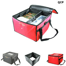 Food Delivery Bag Hot Or Cold Fully Insulated Large