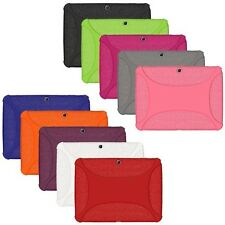 Amzer Exclusive Soft Silicone Skin Jelly Case Cover For Galaxy Tab 4 10.1 SMT530