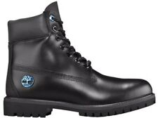 """Timberland Mens 6"""" Inch Limited Icon Premium Waterproof Boots Ice Black TB0A1Q7Y"""