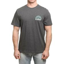 Element Terra Camiseta Gris Carbón Element Ropa para Hombre Camisetas