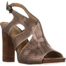 Nine West Misspriss Ankle-Strap Sandalias, Bronce / Luz Natural