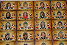 U Pick 2009 Executive Trading Cards Politicians Trading Cards Series 1/2 FREE...