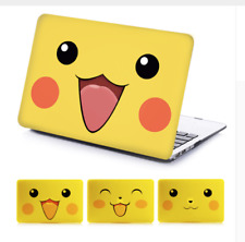 Laptop Cover Cute Yellow Smile Face Case For Apple Macbook Air Pro 11 12 13 15