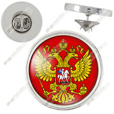 Pin's Aigle Russe Armoiries Russie Rouge Pins Bouton Epinglette