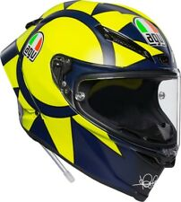 CASCO INTEGRALE AGV PISTA GP R  CARBON SOLE LUNA 2018 CON PINLOCK MOTO 5 SHARP