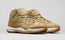 Nike Air Jordan Retro XI 11 Neutral Olive Sail Gum Light Brown AR0715-200 Womens
