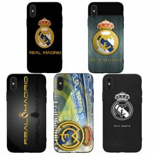 Funda Carcasa Real Madrid suave protector Gel Samsung Galaxy S6 S7 S8 S9 Plus