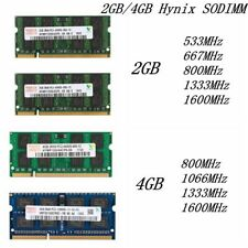 For 1 x 2GB / 4GB memory 200 / 204 Pin Laptop Memory 1.8V 1.5V NonECC Unbuffered