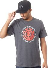 Camiseta Element Seal Gris Heather