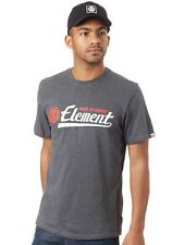Camiseta Element Signature Gris Heather