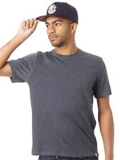 Camiseta Element FA18 Basic Crew Gris Heather