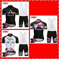 PINK FLOYD RETRO Triangle Rainbow Cycling BIKE Jersey Shirt Tricot Maillot  Kit 81fddf48a