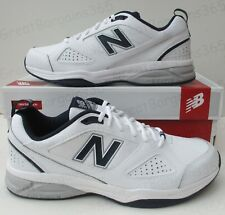 New Balance MX624WN4 Mens White Water Resistant Running Shoes Trainers UK11.5